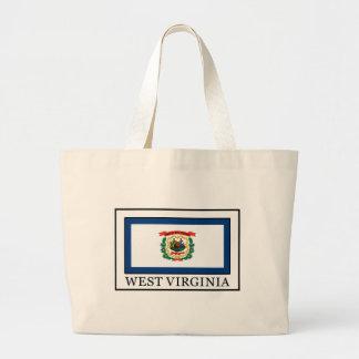 West Virginia Large Tote Bag
