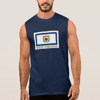 West Virginia Sleeveless Shirt