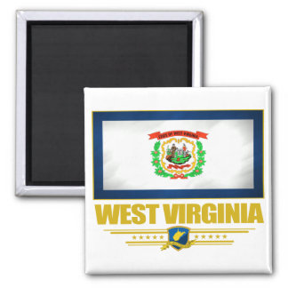 West Virginia (SP) Magnet