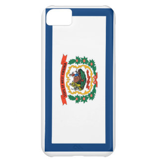 West Virginia State Flag iPhone 5C Case