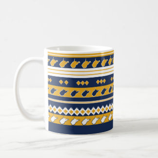 West Virginia State Pride Mug