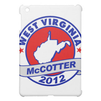 West Virginia Thad McCotter Case For The iPad Mini