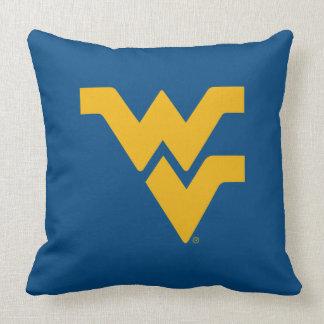 West Virginia University Cushion