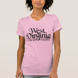 West Virginia W&W_Black T-Shirt