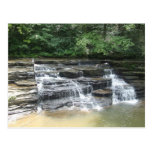 West Virginia Waterfall Postcards