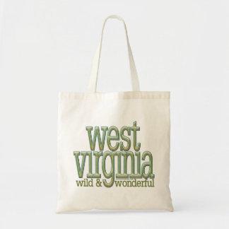 West Virginia-wild and wonderful_8 Tote Bag