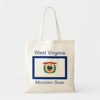 West Virginian Flag Bag