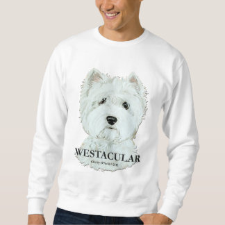 Westacular West Highland White Terrier Sweatshirt