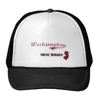 Westampton New Jersey City Classic Trucker Hats