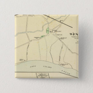 Westbrook, Cromwell 15 Cm Square Badge