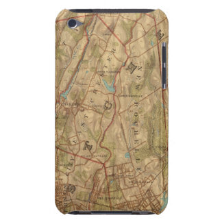 Westchester Co, Yonkersstate line Case-Mate iPod Touch Case