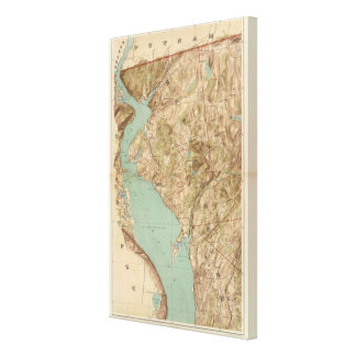 Westchester County 3 Canvas Print