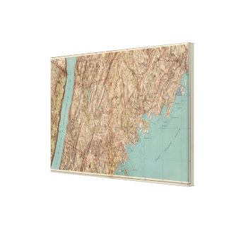 Westchester County Canvas Print