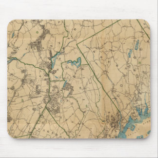Westchester County, New York 2 Mouse Mat