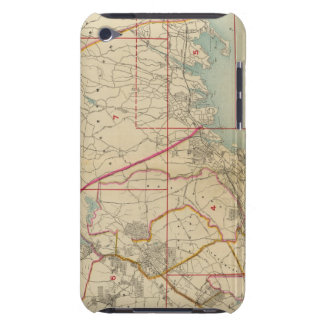 Westchester County, New York Barely There iPod Case