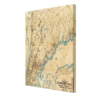 Westchester County, New York Canvas Print