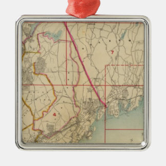 Westchester County, New York Christmas Ornament