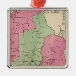 Westchester, NY Christmas Ornament