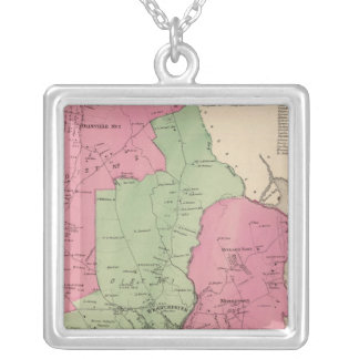 Westchester, NY Silver Plated Necklace