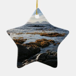 Westcoast of Scotland, Isle of Jura Christmas Ornament