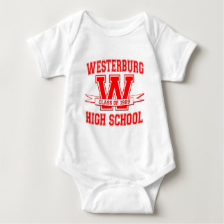 Westerburg High School Baby Bodysuit