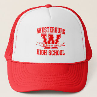 Westerburg High School Trucker Hat
