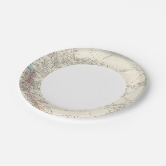 Western Africa 2 Paper Plate
