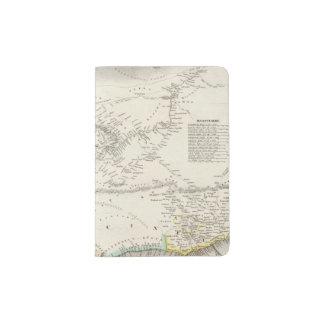 Western Africa 2 Passport Holder