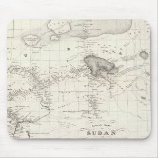 Western Africa Mouse Mat