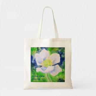 Western Anemone Tote Bag