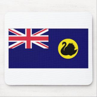Western Australia Flag Mouse Mat