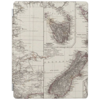 Western Australia Tasmania and New Zealand iPad Cover