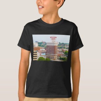 Western Auto Building Loft Condos Kansas City T-Shirt