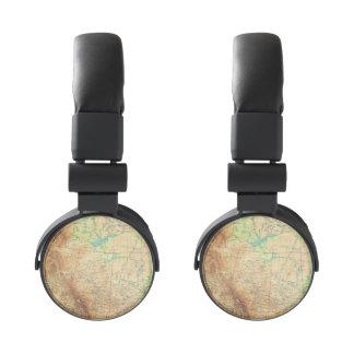 Western Canada Headphones