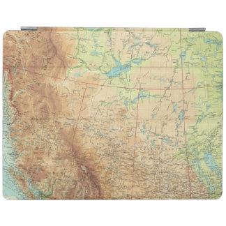 Western Canada iPad Cover