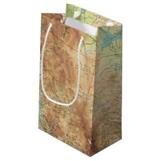 Western Canada Small Gift Bag