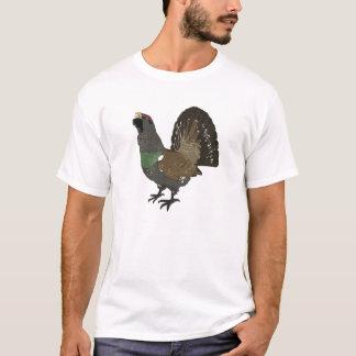 Western capercaillie (bird) T-Shirt