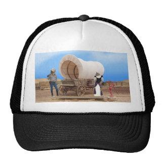 Western Cats Trucker Hats