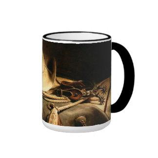 Western Coffee Mug 15 oz