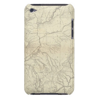 Western Colorado and Part of Utah Barely There iPod Case