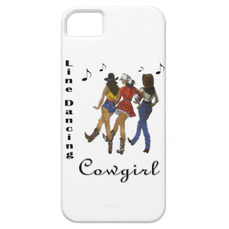 "Western Country ""Line Dancing Cowgirl"" IPhone 5 iPhone 5 Covers"