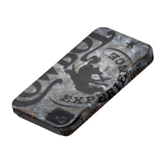western country Stampede Horse cowboy rodeo Case-Mate iPhone 4 Case
