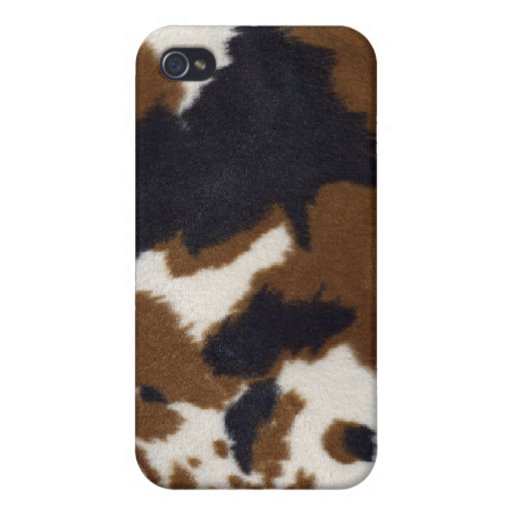 Western Cowhide Print Speck® Case iPhone 4 iPhone 4/4S Cover