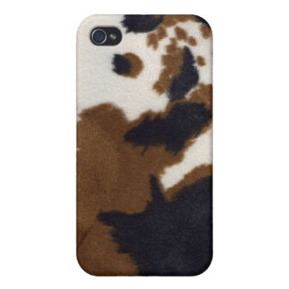 Western Cowhide Print Speck® Case iPhone 4 iPhone 4/4S Case