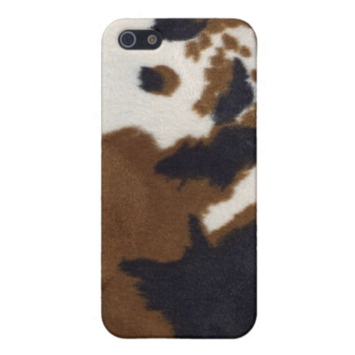 Western Cowhide Print Speck® Case iPhone 4 iPhone 5 Cases