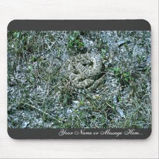 Western Diamondback Rattlesnake Mouse Pad