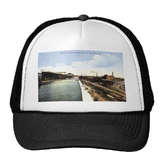 Western Dry Dock and Shipbuilding Company Mesh Hat