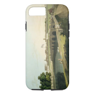 Western Entrance of Fort St. George, Madras, plate iPhone 8/7 Case
