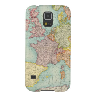 Western Europe communications Galaxy S5 Cover