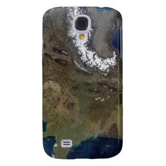 Western Europe Galaxy S4 Case